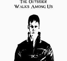 The Outsider Walks Among Us - Hello Corvo Alt Unisex T-Shirt