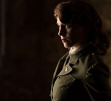 Tanya Wheelock as Peggy Carter (8.1 - Photography by Sean William / Dragon Ink Photography) by mostdecentthing