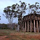 Old Water Tower at Eynesbury by SuzieCheree