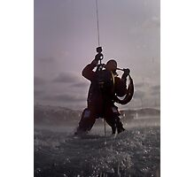 Rescue Me Photographic Print
