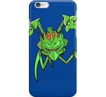 ScatterBrain Green iPhone Case/Skin
