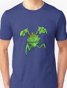 ScatterBrain Green Unisex T-Shirt