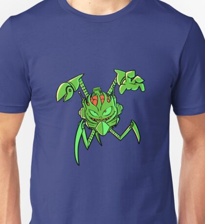 ScatterBrain Green Unisex T-Shirt