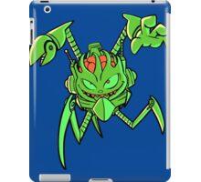 ScatterBrain Green iPad Case/Skin