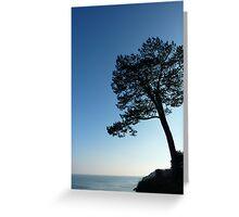 Coastal Tranquility ~ Dawlish, South Devon Greeting Card