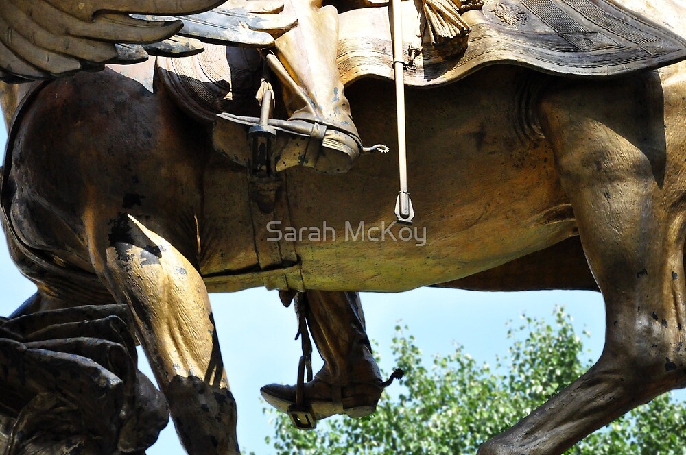 Sherman's March by Sarah McKoy