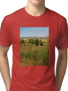 Burra landscape Tri-blend T-Shirt