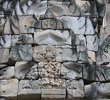 Prasat Phimai, Thailand by Indrani Ghose