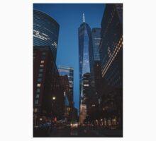 World Financial Center: One World Trade Center One Piece - Long Sleeve