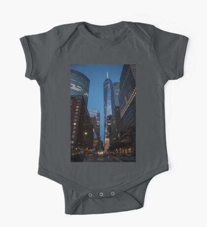 World Financial Center: One World Trade Center One Piece - Short Sleeve