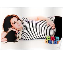 Mum to be Poster