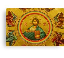Pantocrator (All-Ruler) Icon Canvas Print