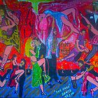 "Final Proud!! .""Cafe del Tango""...by Dante.  by tim norman"
