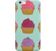 Cupcake Mania iPhone Case/Skin