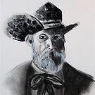 Cowboy Renoir by Sonny  Williams