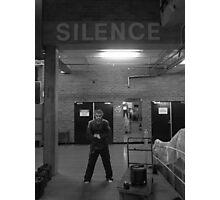 Noises Off Photographic Print