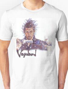 Miyamoto Musashi - Vagabond - Raw T-Shirt