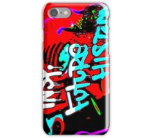 Inspire future history iPhone Case/Skin