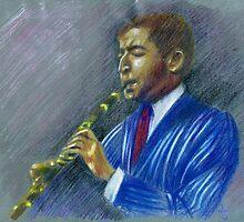 Pupi Avati Jazz Musician by Francesca Romana Brogani