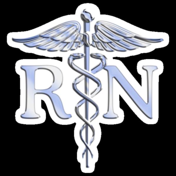 "... Medical Caduceus"" Stickers by Garaga   Redbubble Nursing Caduceus Png"