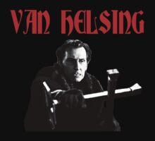 Doctor Van Helsing by rottensun138