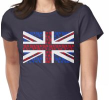 The Silence of the British Womens Fitted T-Shirt