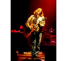 Singer/Songwriter Jamey Johnson Photographic Print
