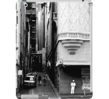 Lonely Sailor  iPad Case/Skin