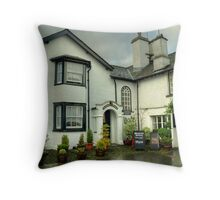 Hawkshead Methodist Church... Throw Pillow