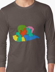Tomorrows Love Long Sleeve T-Shirt
