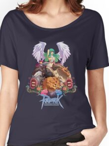 [RO1] Angels and Demons Women's Relaxed Fit T-Shirt