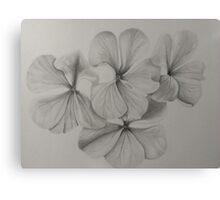 Floral tribute Canvas Print