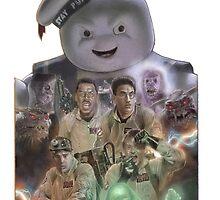 Ghostbusters  by Shane Kirshenblatt