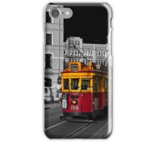 Christchurch Tram iPhone Case/Skin