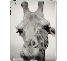 Giraffe I iPad Case/Skin