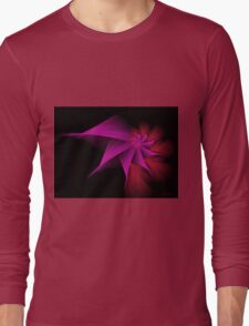 Dark Passion Spiral Long Sleeve T-Shirt
