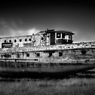 Old Boat by Chintsala
