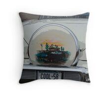 Cool '58 Throw Pillow