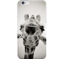 Giraffe II iPhone Case/Skin