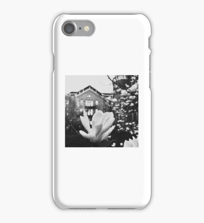 Old Beauty at Athens Insane Asylum iPhone Case/Skin