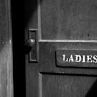 Ladies Room III by mnkreations