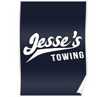 Jesse's Towing Poster