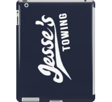 Jesse's Towing iPad Case/Skin