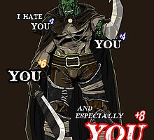 Ranger - I Hate You by A-Rose