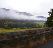 Low Cloud On The Ochill Hills by illman