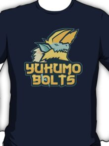 Monster Hunter All Stars - Yukumo Bolts T-Shirt
