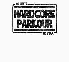Hardcore Parkour - No Limits, No Fear Unisex T-Shirt