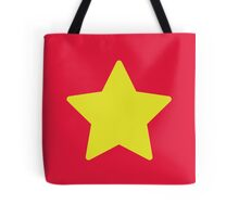 Large Star t-shirt Tote Bag