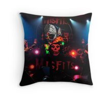 Misfits 2 Throw Pillow