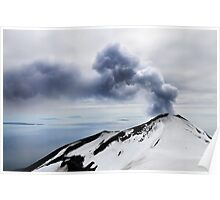 Aleutian Afternoon Poster